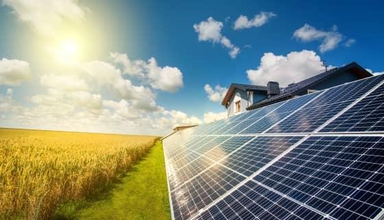 農業光伏降低碳排放